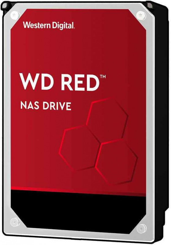 Жесткий диск WD Original SATA-III 3Tb WD30EFAX Red 256Mb 3.5""