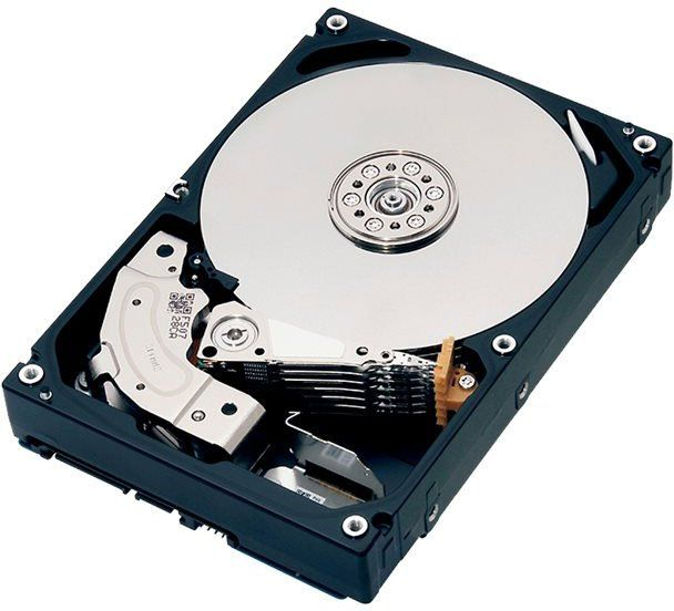 Жесткий диск Toshiba SATA-III 4Tb MG04ACA400E Enterprise Capacity (7200rpm) 128Mb 3.5""