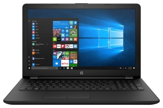 "Ноутбук HP 15-bs045ur (P-N3710(4x1.6)/4Gb/500Gb/noDVD/M 520 2Gb/black/15.6""/Win10) 1VH44EA"